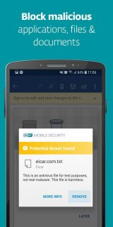 ESET Mobile Security & Antivirus screenshot 4