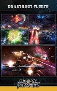 Galaxy Reavers - Space RTS screenshot 10