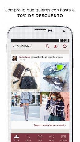 bac5fd4a3 Poshmark - Compra y vende ropa 2.160.02 Descargar APK para Android ...