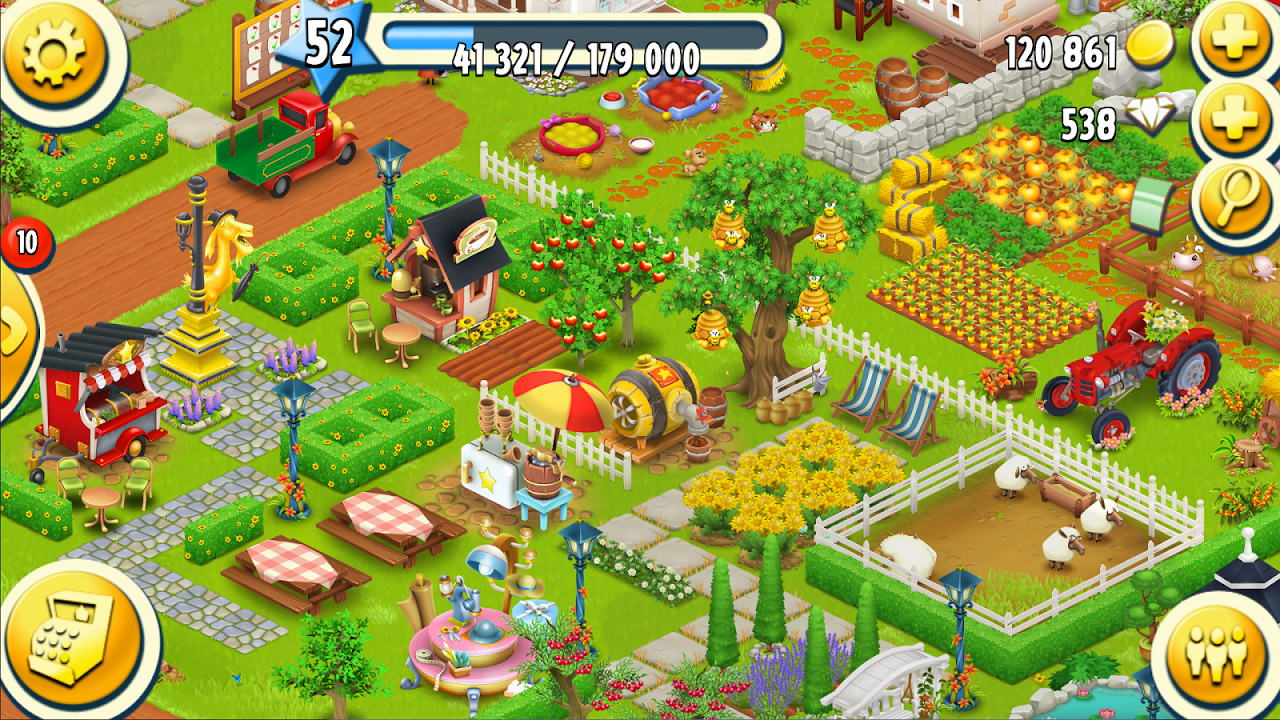 Hay Day screenshot 2