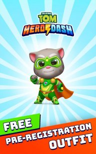 Talking Tom Hero Dash screenshot 8