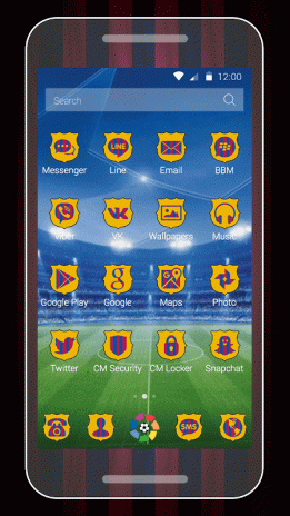 Football Barcelona Launcher 111 Descargar Apk Para Android