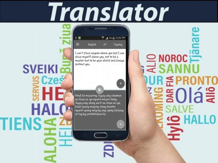 English Tagalog Translator screenshot 3