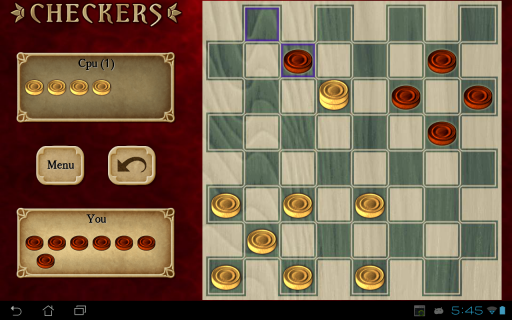 Checkers Free screenshot 5