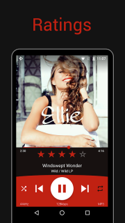 Rocket Player : Music Player screenshot 7