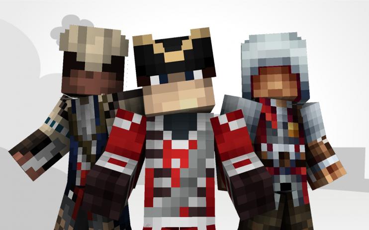 Assassin Skins For Minecraft Download APK For Android Aptoide - Assassin skins fur minecraft
