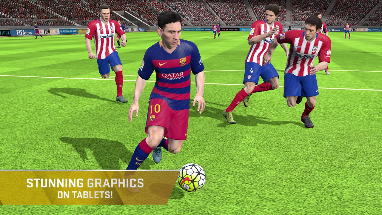 FIFA 16 UT screenshot 1
