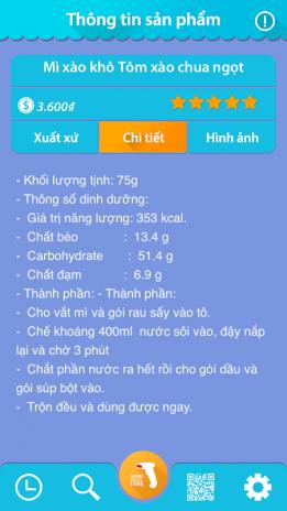 Barcode Việt: Mã vạch, QR Code2 13 1 tải APK dành cho Android - Aptoide