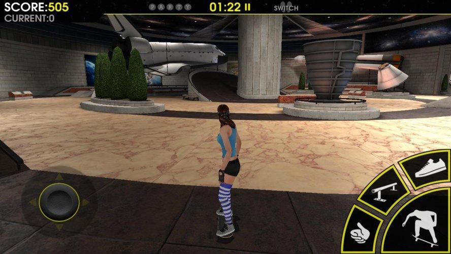 Skateboard Party 3 screenshot 1