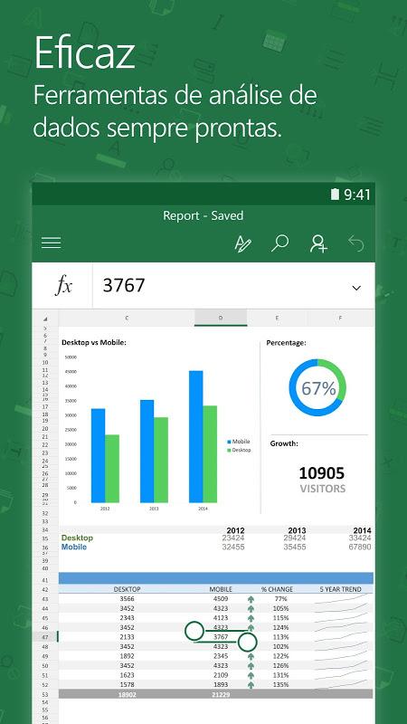 Microsoft Excel screenshot 1