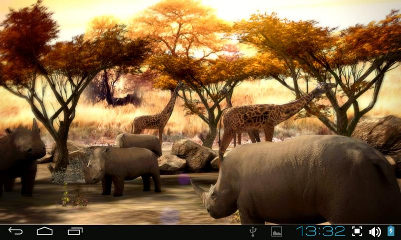 Africa 3d Pro Live Wallpaper 1 1 Download Android Apk Aptoide