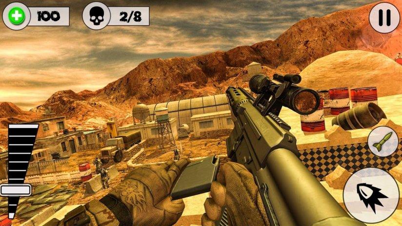 top gun games download apk
