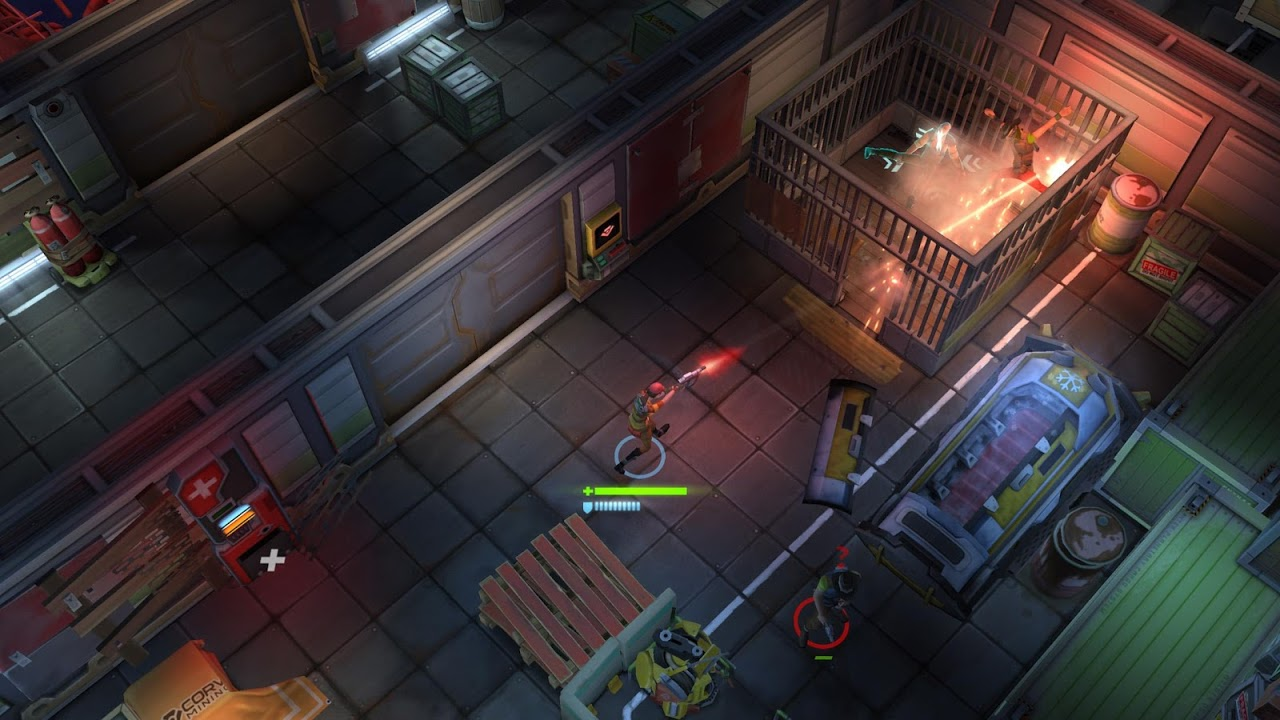 Space Marshals 2 screenshot 2