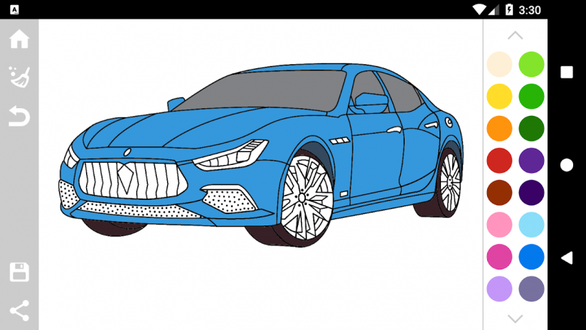 Italian Cars Coloring Book 1.3 Laden Sie APK für Android ...