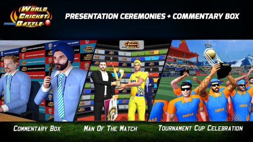 World Cricket Battle (Unreleased) screenshot 6
