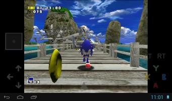 Reicast - Dreamcast emulator Screen