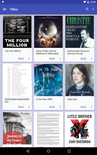 epub reader android 2.2