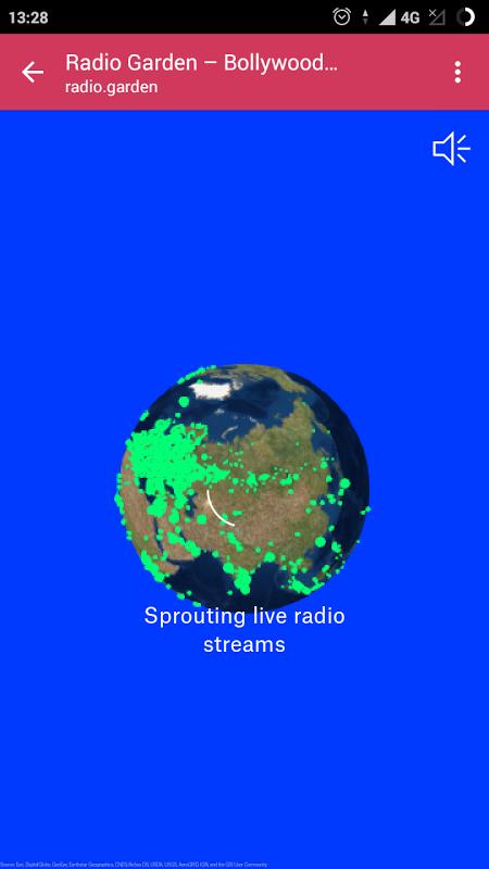... Radio Garden Live Screenshot 5 ...