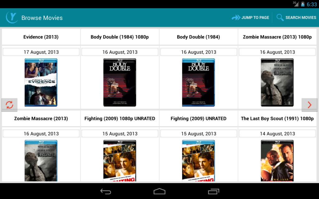 YIFY Torrents - Official App | Download APK for Android