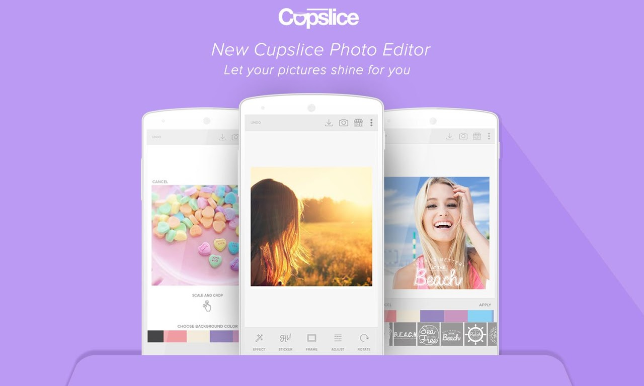Cupslice Photo Editor screenshot 7