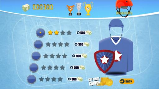 Ice Hockey League FREE screenshot 9