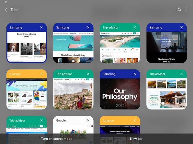Samsung Internet Browser screenshot 9