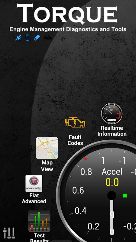 Torque Pro (OBD2 / Carro) screenshot 1