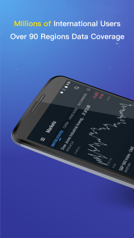 Webull Realtime Stock Quotes Screenshot 1