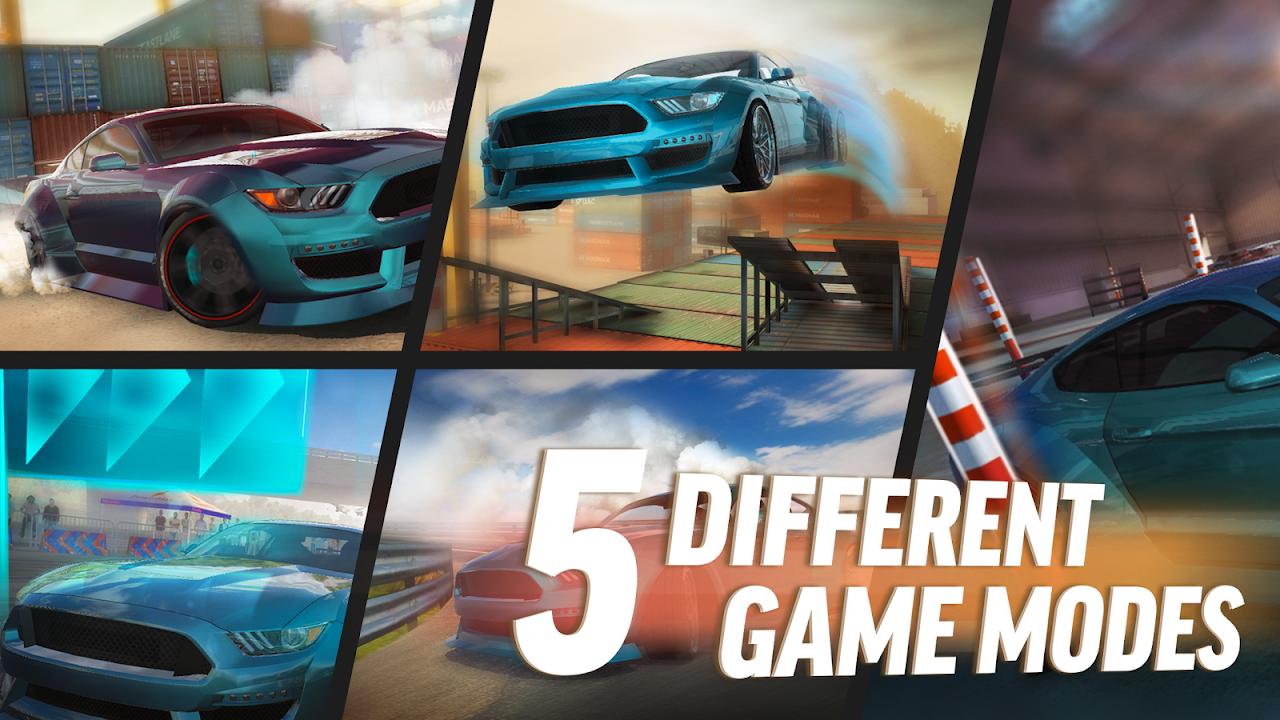 Drift Max Pro - Car Drifting Game with Racing Cars screenshot 2