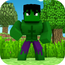 Green Hero mod for MCPE