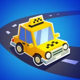 Taxi Run - Crazy Driver Icon