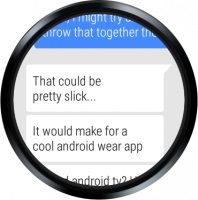 Pulse SMS (Phone/Tablet/Web) Screen