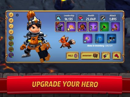 Royal Revolt 2: Tower Defense RPG and War Strategy screenshot 11