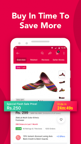 6d0bee050bd Snapdeal Online Shopping App - Shop Online India 6.7.5 Download APK ...