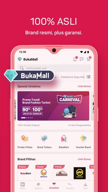 Bukalapak - Jual Beli Online screenshot 2