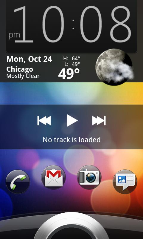 WidgetLocker Lockscreen screenshot 2