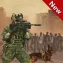 3D Sniper Gun Zombie Shooter: Free Shooting Games