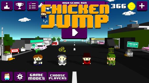 Chicken Jump - Crazy Traffic screenshot 6