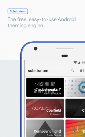 substratum theme engine one thousand twenty Download APK for Android