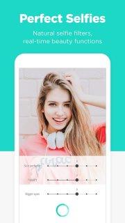 Candy Camera - selfie, beauty camera, photo editor screenshot 5