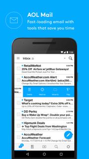 AOL: Mail, News & Video screenshot 9