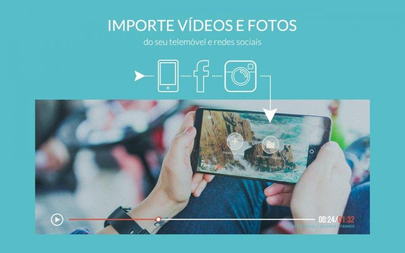 FilmoraGo - Editor de vídeo screenshot 7
