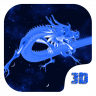Dragon on Ball 3D. Theme for CM Launcher Icon
