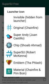 SuperSU screenshot 11