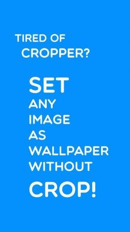 Set Image Without Crop Pro Hd Screenshot 1