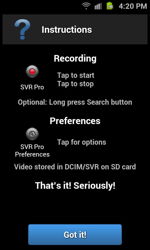 Secret Video Recorder Pro 18 6 7 Download APK para Android