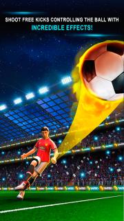 Shoot Goal ⚽️ Premier Football Games screenshot 2