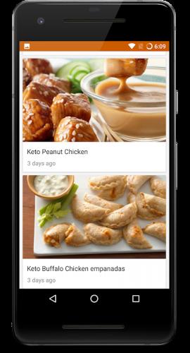 Keto Diet Recipes Macros Calculator Meal Plan 6 6 Download Android Apk Aptoide