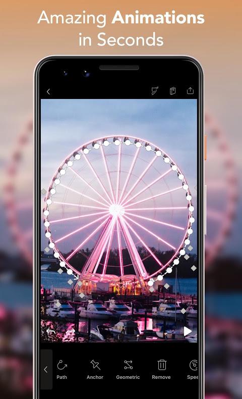 Enlight Pixaloop screenshot 1
