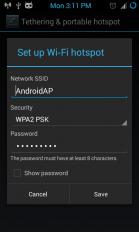 wi fi router screenshot 3
